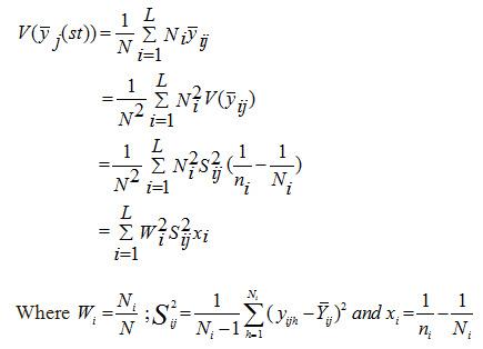 Optimal Allocation of Stratified Sampling Design Using Gradient