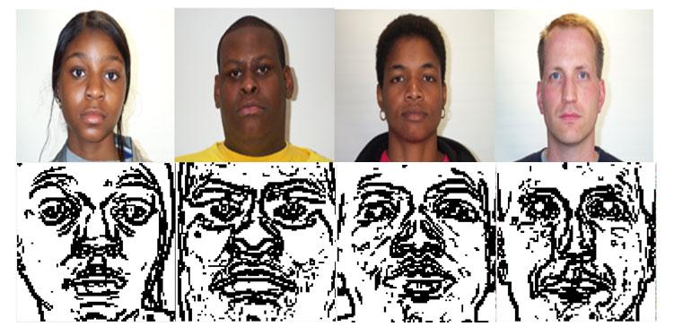 Like mild facial asymmetry the Fucking