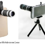 Fig. 4 The Mobile zoom Lens