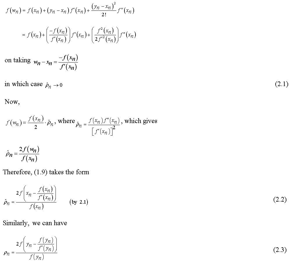 Second Derivative Free Eighteenth Order Convergent Method