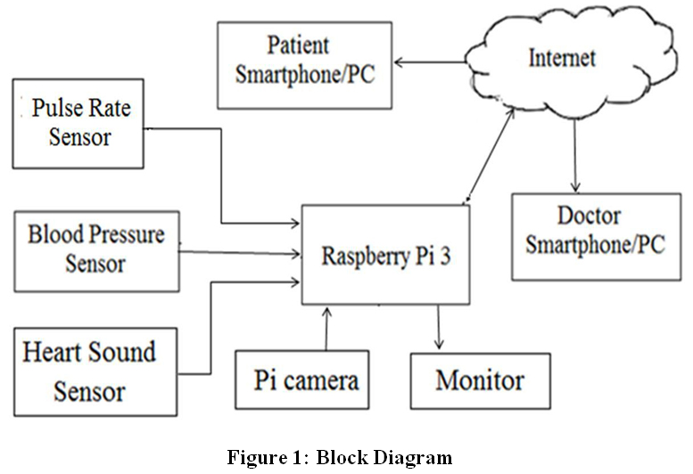 Health Monitoring System using Raspberry Pi and IOT | Oriental